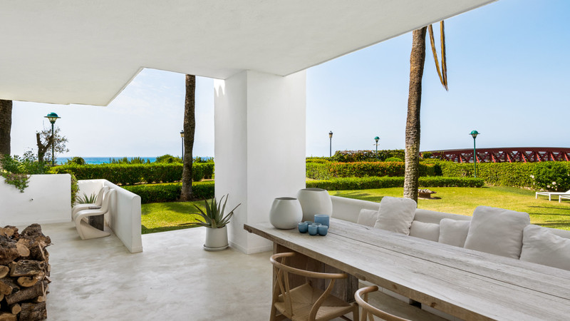 Apartamento Planta Baja Los Monteros