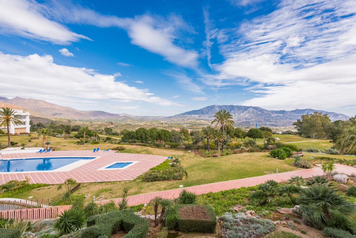 La Cala Golf  This immaculately presented 2 bedroom apartment offers stunning panoramic views to the,Spain