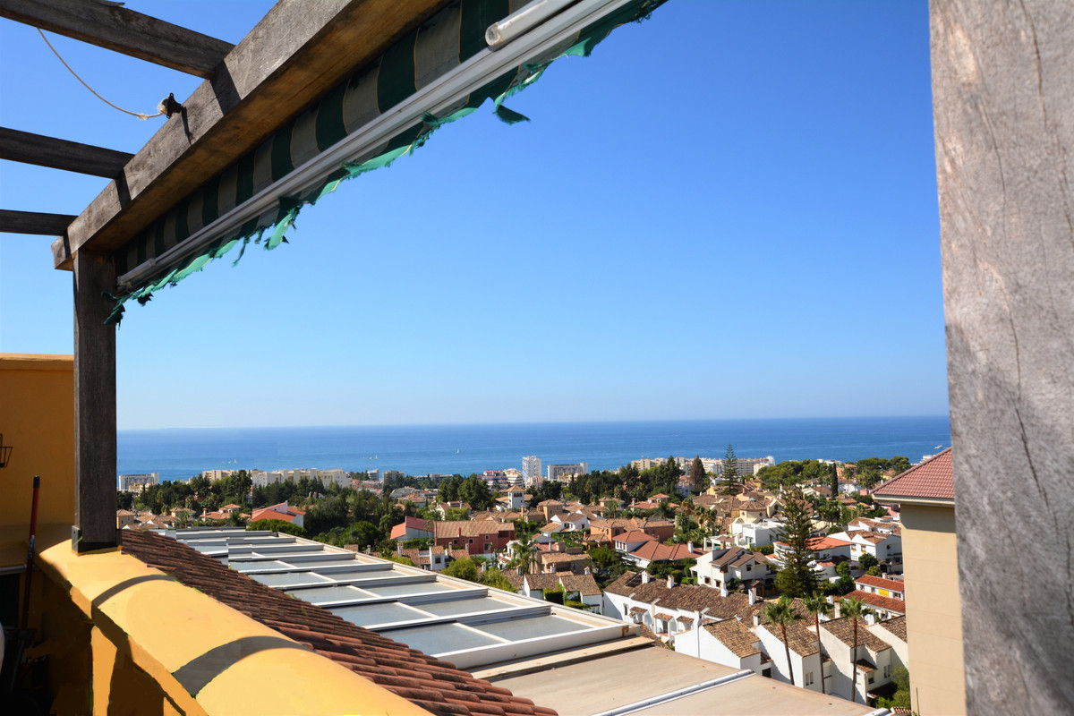 Marbella Banus Ático en Venta en Marbella – R3687128