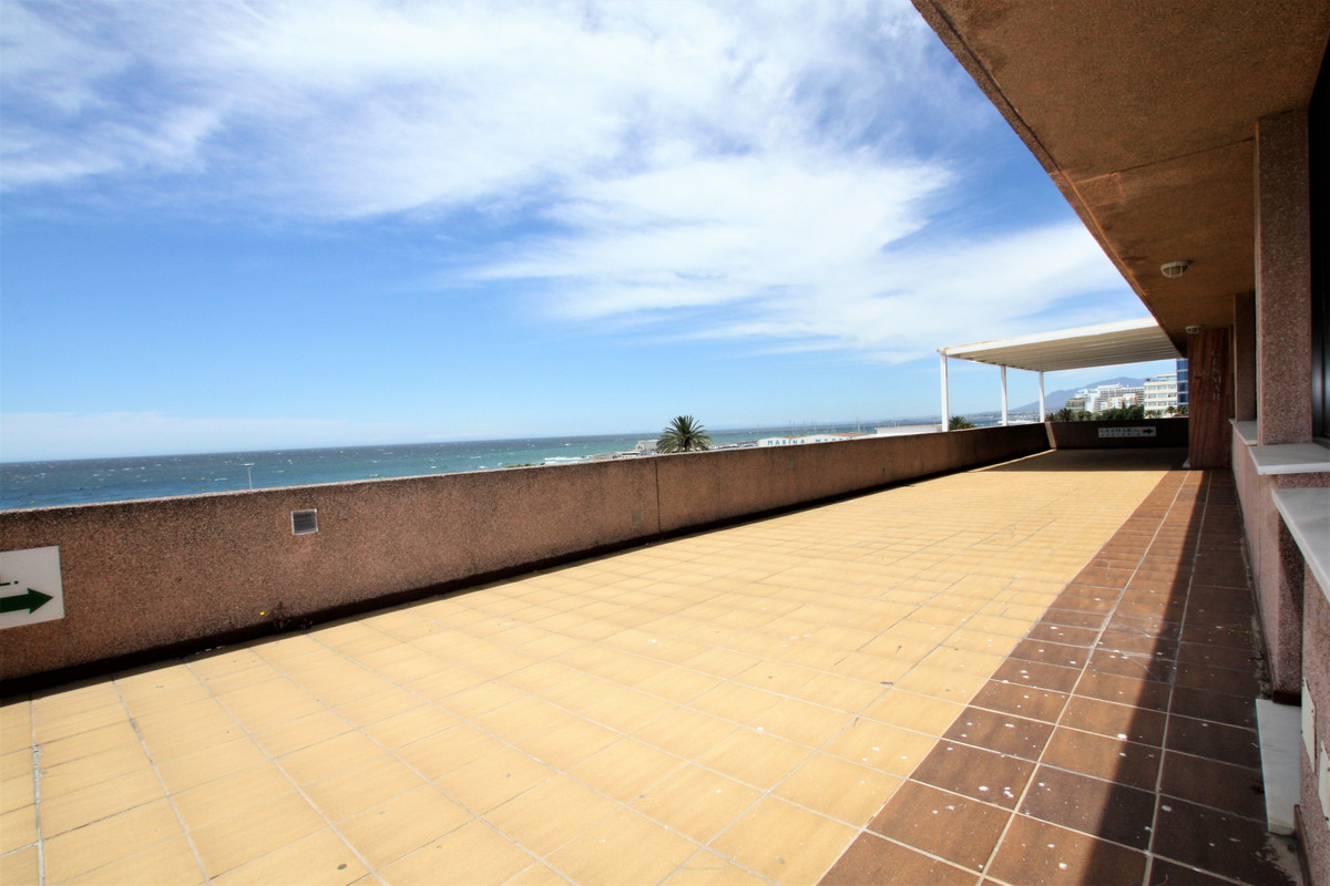 FANTASTIC OFFICE IN FRONT OF THE SEA IN MARBELLA  First floor office on the beachfront with large wi,Spain