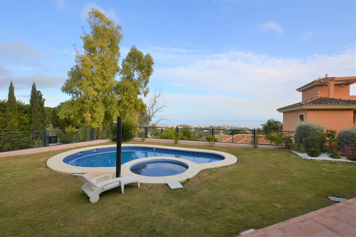 ¡¡ 4 BEDROOM VILLA WITH PANORAMIC SEA VIEWS BENALMADENA PUEBLO ¡¡  Magnificent Independent Villa, on, Spain