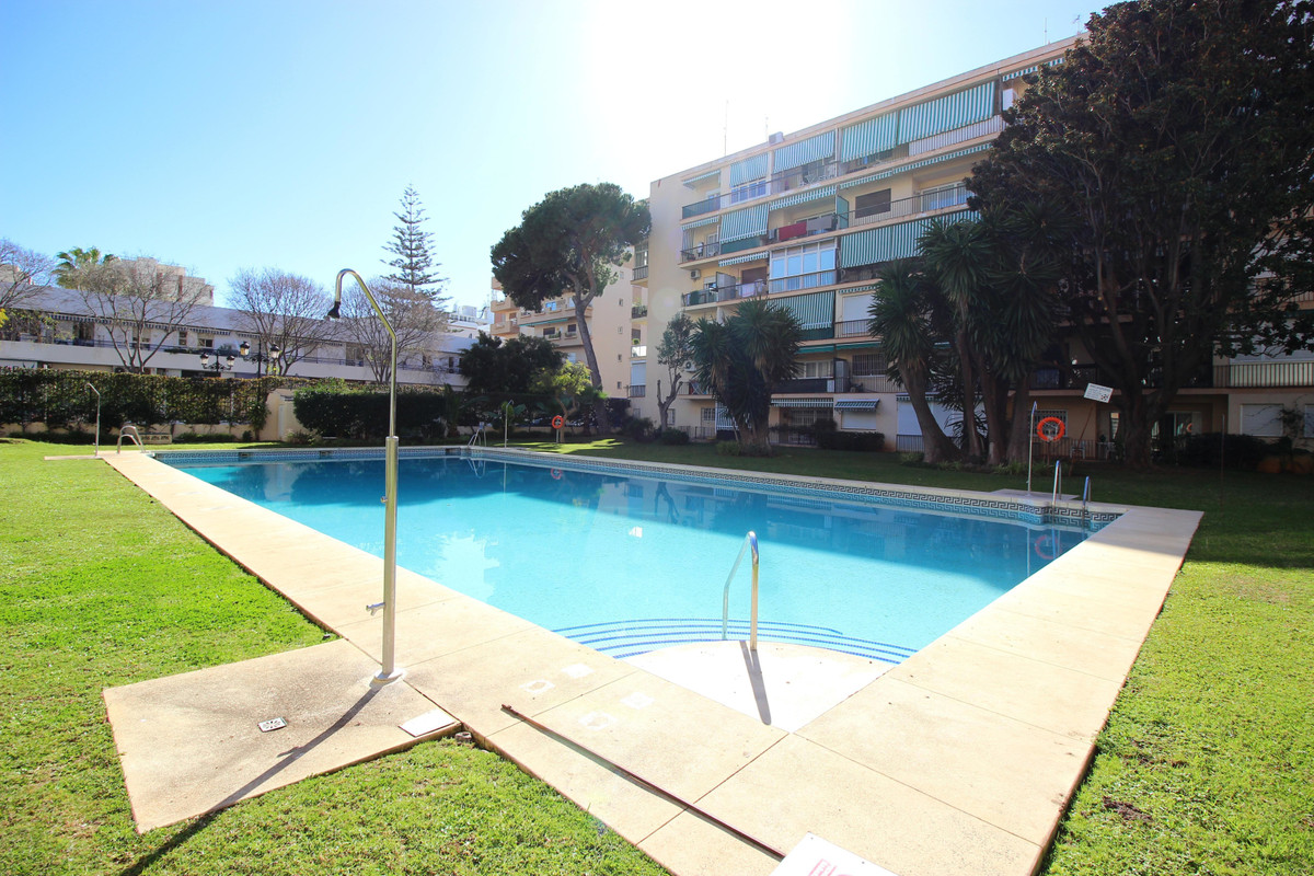 BRAND NEW APARTMENT FOR SALE ONLY 200 METERS FROM LA FONTANILLA BEACH, LOCATED IN A FLAT BUILDING IN, Spain