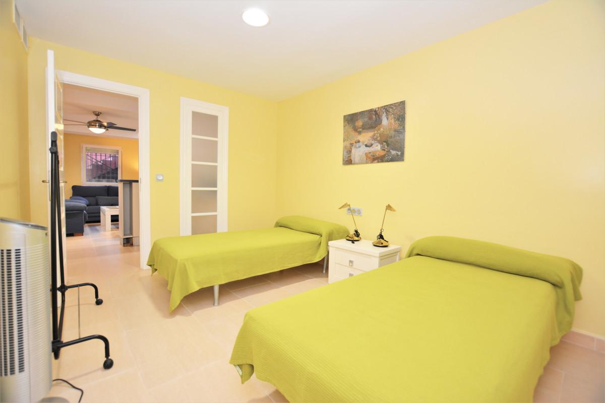 Ground Floor Apartment in El Rosario
