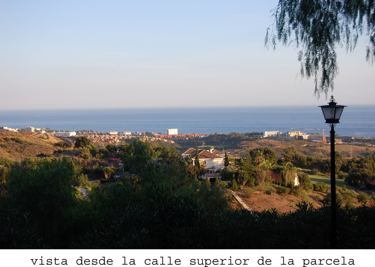 ¡¡  PLOT OF URBAN FLOOR CONSOLIDATED ALTOS DE LOS MONTEROS!¡  Location: Los Altos de los Monteros Ur, Spain