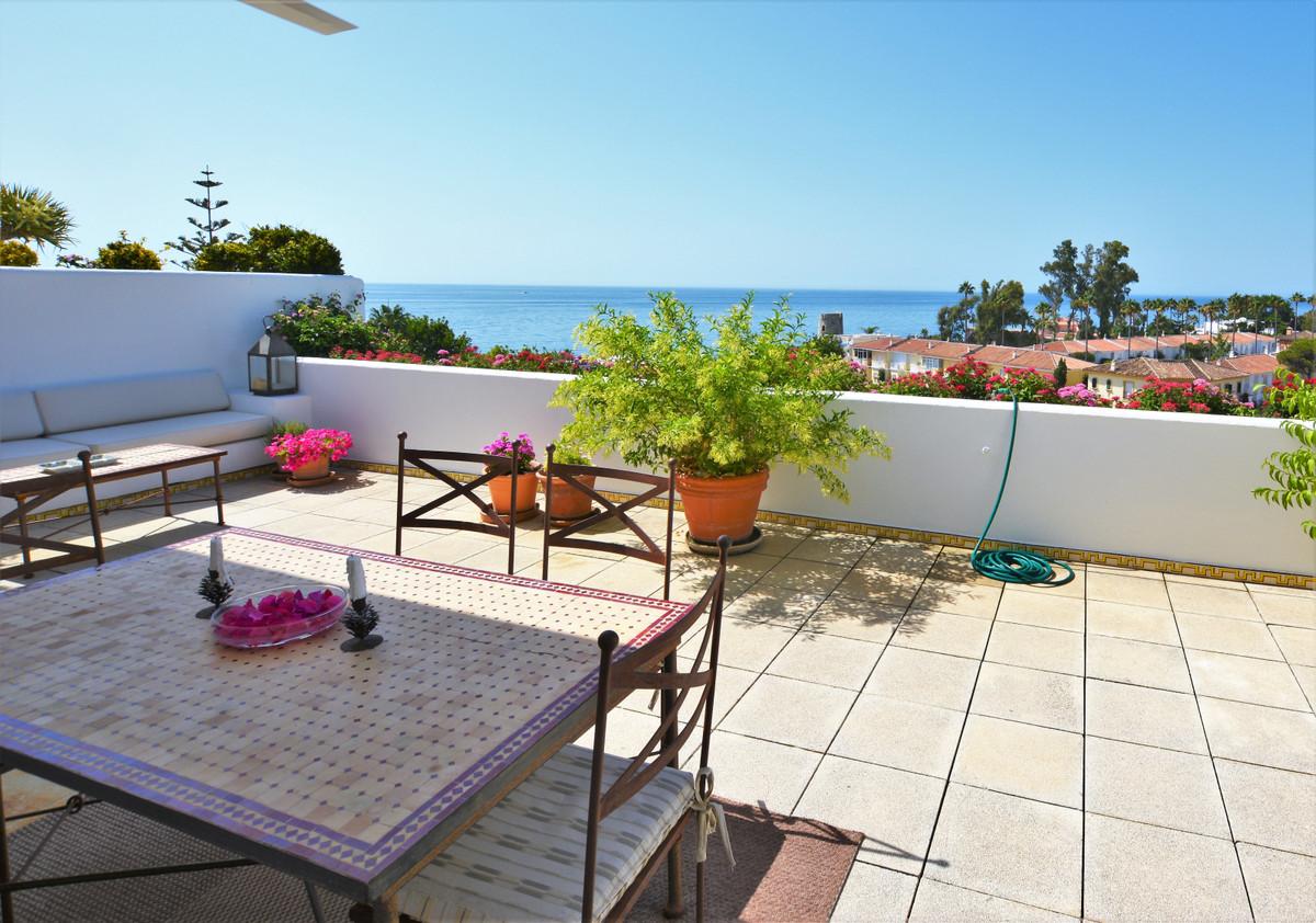 Marbella Banus Apartamento Planta Media en Venta en Guadalmina Baja – R3478084