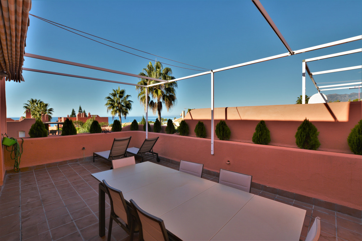 BEAUTIFUL PENTHOUSE WITH SEA AND MOUNTAIN VIEWS, VERY BRIGHT, SOUTHWEST FACING !!, FIRST LINE OF THE,Spain