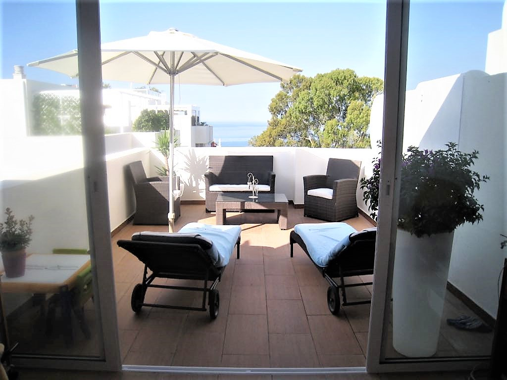 ¡¡ SPECTACULAR PENTHOUSE WITH VIEWS 200 MTS FROM THE BEACH ¡¡  Duplex penthouse just steps from the ,Spain
