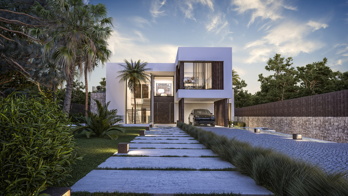 Villas in Guadalmina Baja R3302080