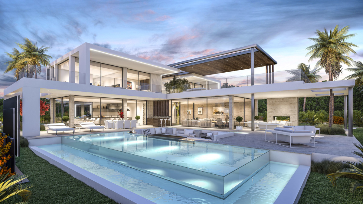 Villas in Estepona R3414286