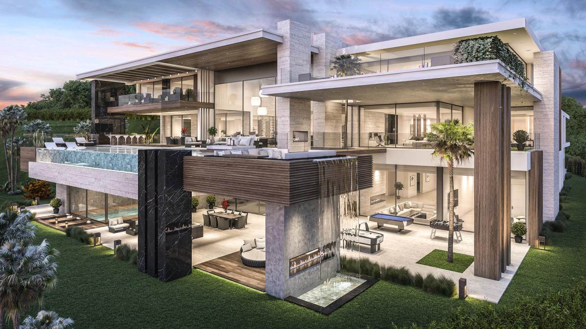 Villa con 7 Dormitorios en Venta Benahavís
