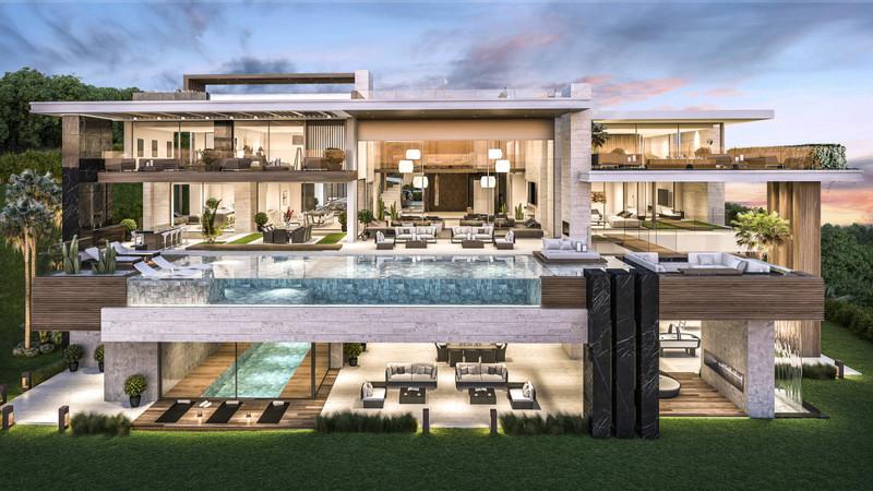 Villas for sale in Benahavis 3