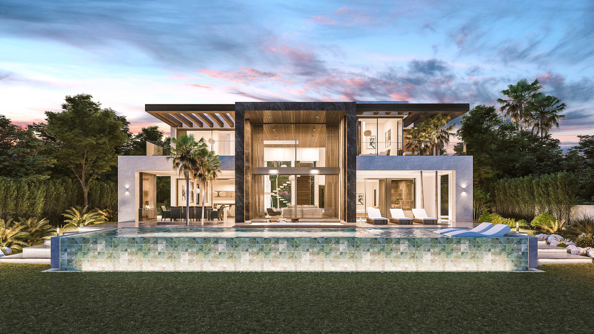 New Development: Prices from € 1,400,000 to € 1,400,000. [Beds: 4 - 4] [, Spain