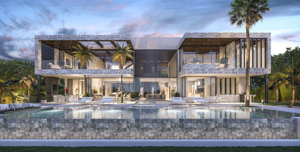 New Development: Prices from € 2,700,000 to € 2,700,000. [Beds: 6 - 6] [Baths: 6 - 6] [Bui, Spain