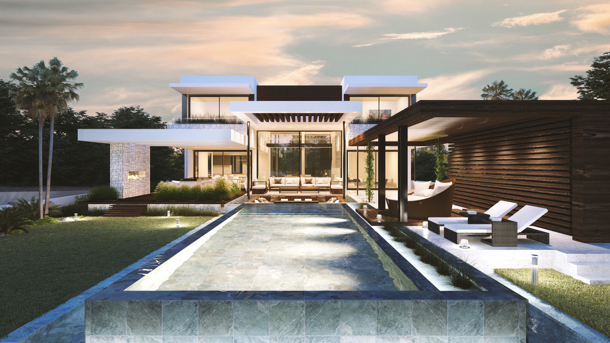 New Development: Prices from € 1,200,000 to € 1,200,000. [Beds: 4 - 4] [, Spain