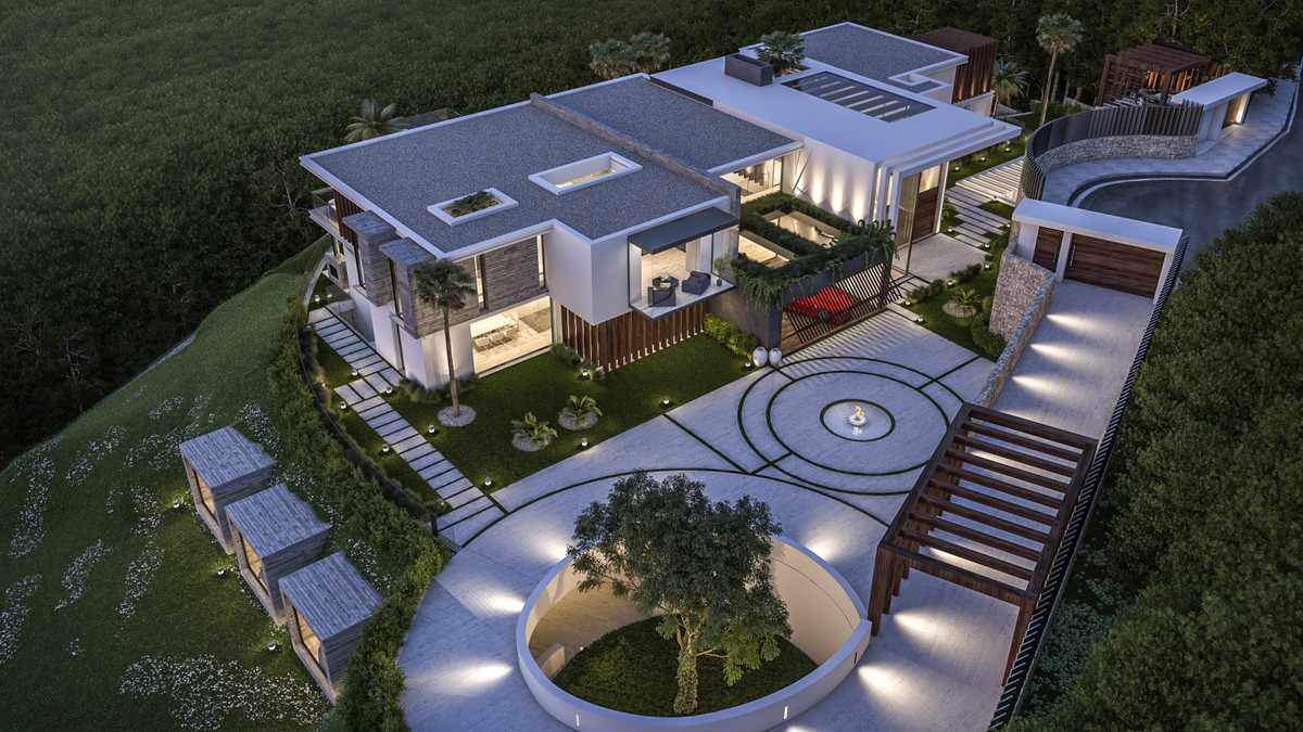 New Development: Prices from €8,900,000 to €8,900,000. [Beds: 9 - 9] [,Spain
