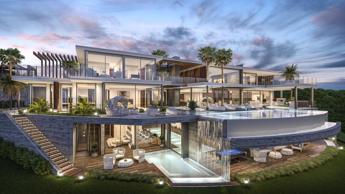 Villa con 7 Dormitorios en Venta La Zagaleta