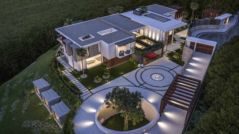 Villas for sale in Benahavis 5