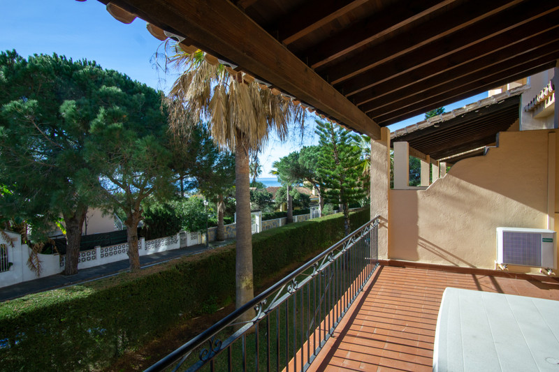 Ground Floor Apartment Marbesa