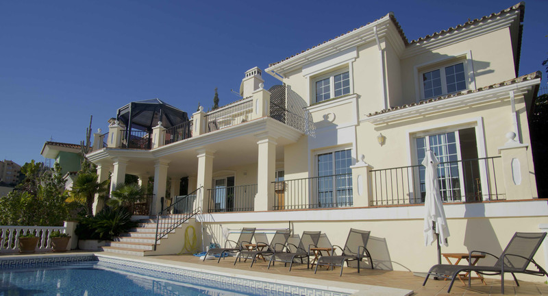 Detached Villa Elviria
