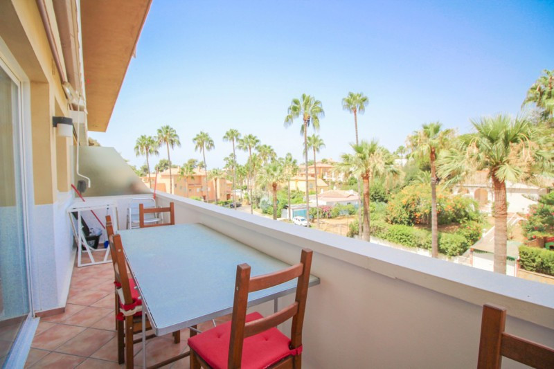 This spacious three bedroom duplex apartment is located in the sought after area of Carib Playa, onl,Spain
