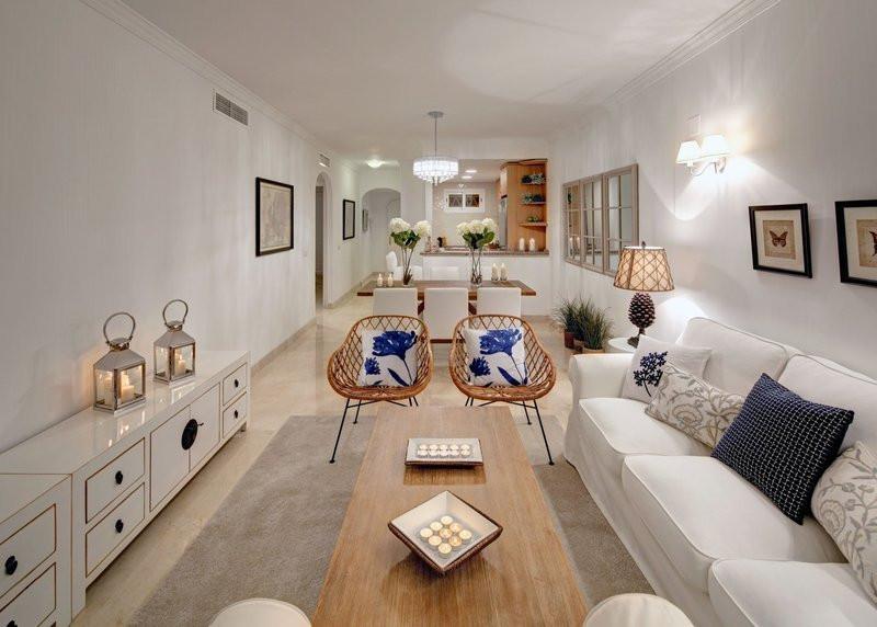 Middle Floor Apartment Elviria