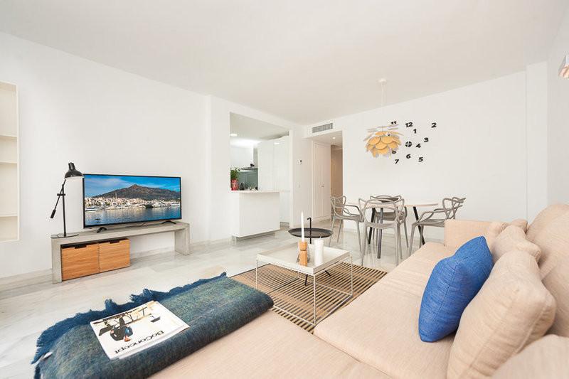Ground Floor Apartment Nueva Andalucía