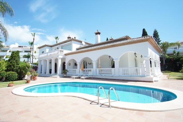 Detached Villa Bahía de Marbella