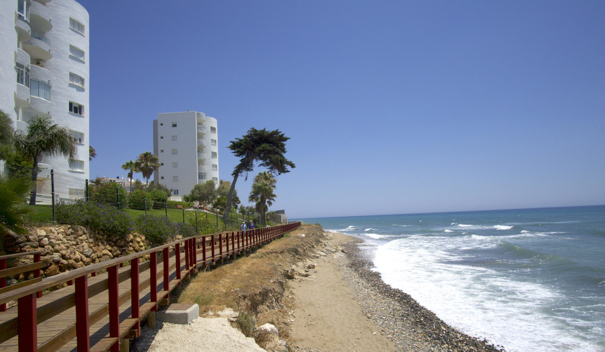 Beautiful presented apartment on the second line of the beach, located in a privileged location of C,Spain
