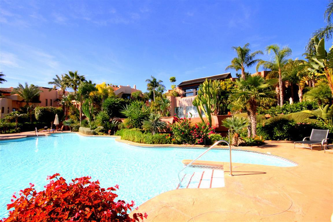 Luxurious penthouse in one of the most famous area of Marbella - Sierra Blanca. This exclusive South,Spain