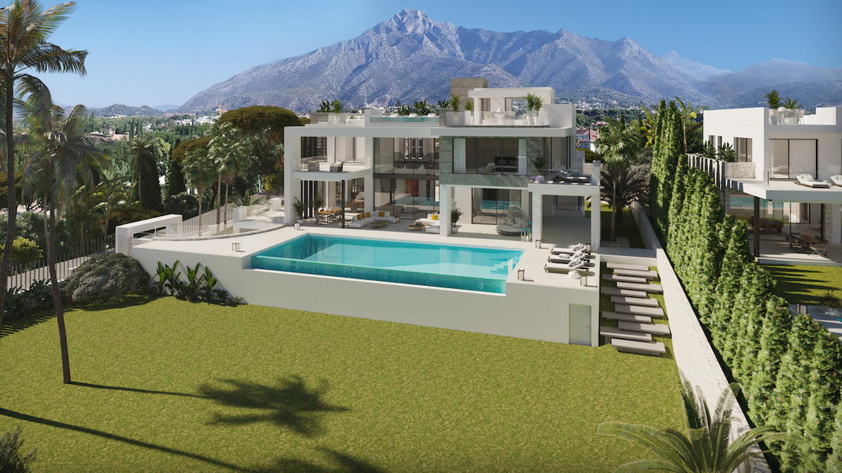 Villas in Marbella R3306979