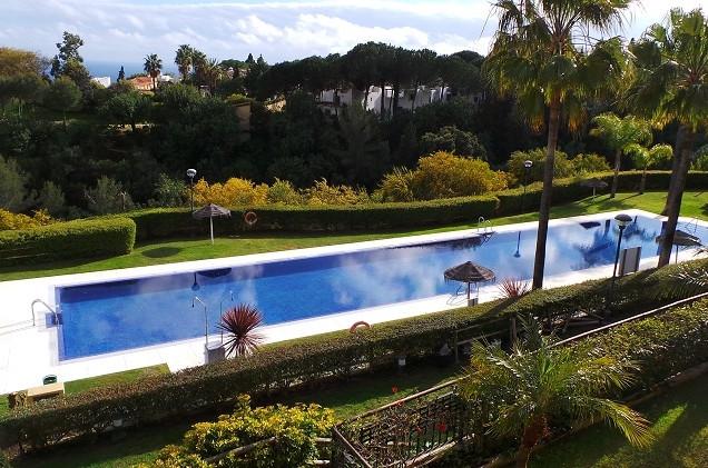Luxury 3 bedroom apartment, located in Sierra Blanca, in Marbella, in a prestigious and elegant part,Spain