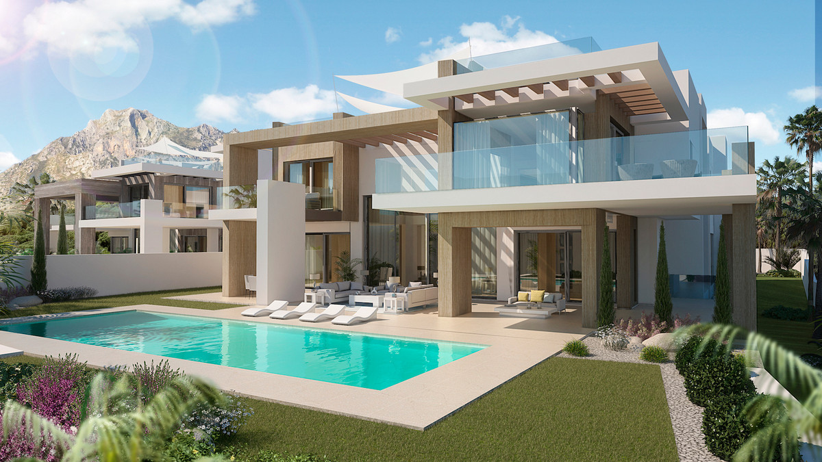 Mobius Villas is an ambitious Taylor made villas project developed by the experts of the promoter Ca, Spain