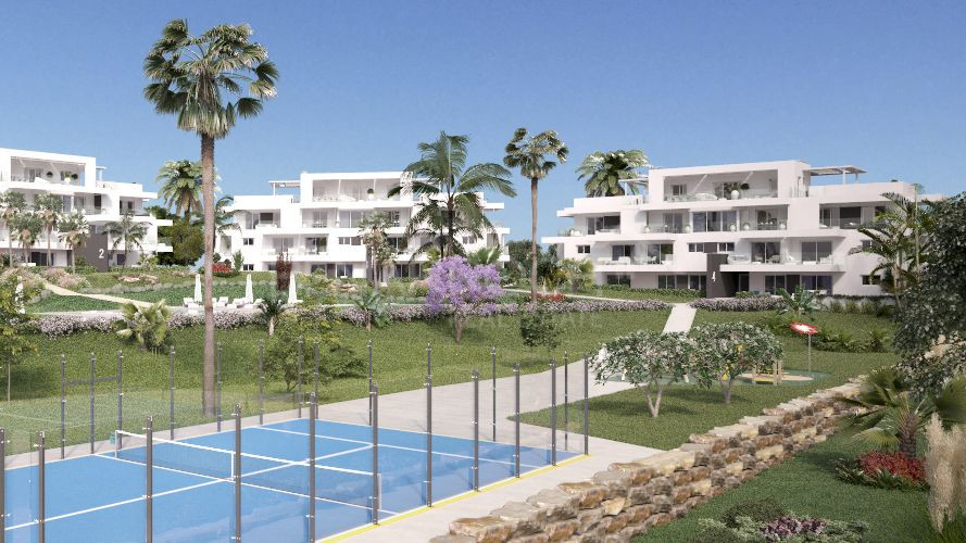 Ground floor apartment in Marques de Guadalmina of total area of 85 m2 and includes 1 bedroom, spaci, Spain