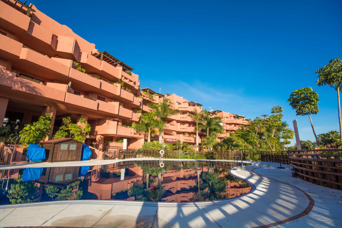 Fantastic south oriented apartment, fully furnished in new beach side urbanization located in the he, Spain