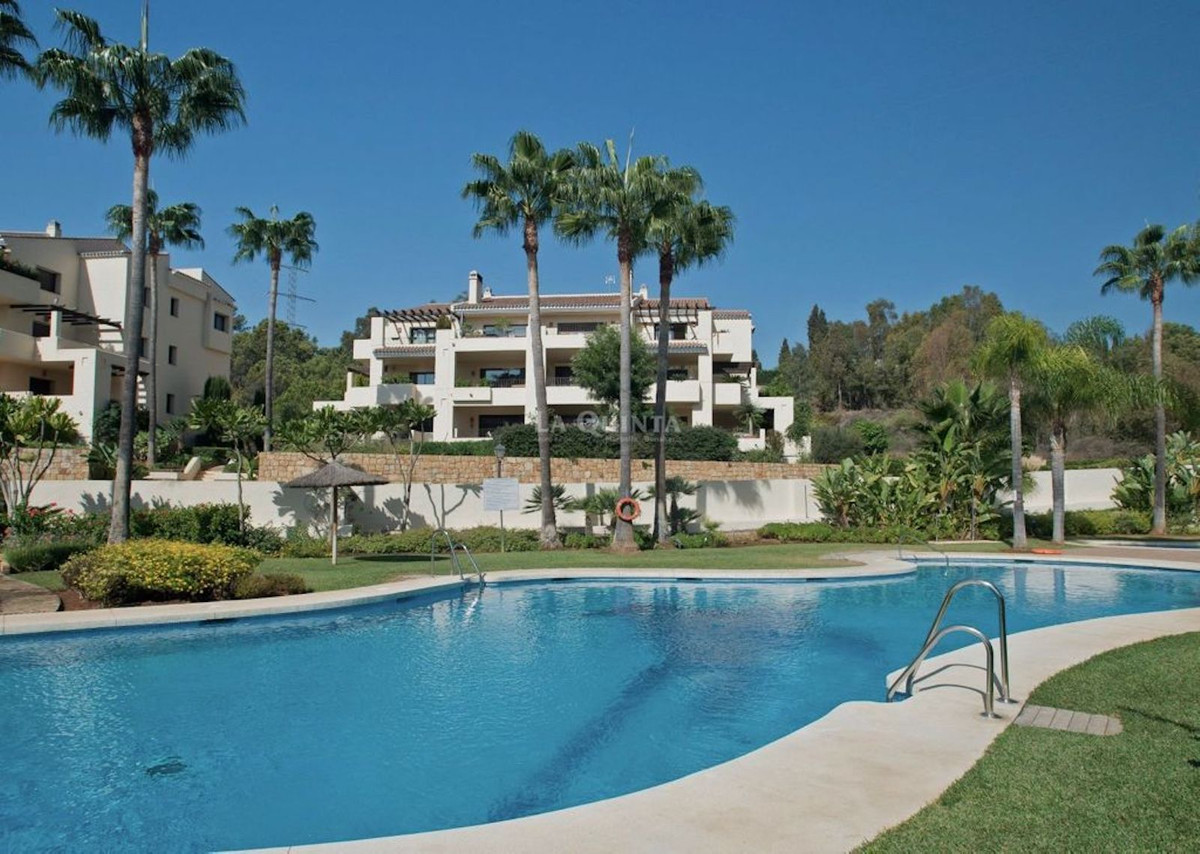 Spacious 2 bedroom penthouse apartment with frontline golf position. Enjoying a south east aspect an,Spain