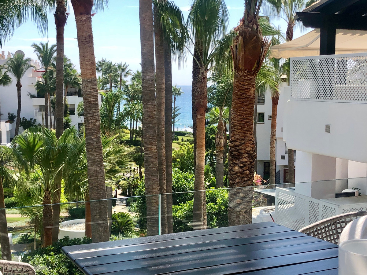 Stunning 4 bedroom duplex penthouse in the luxurious front line beach complex Puente Romano. One of ,Spain