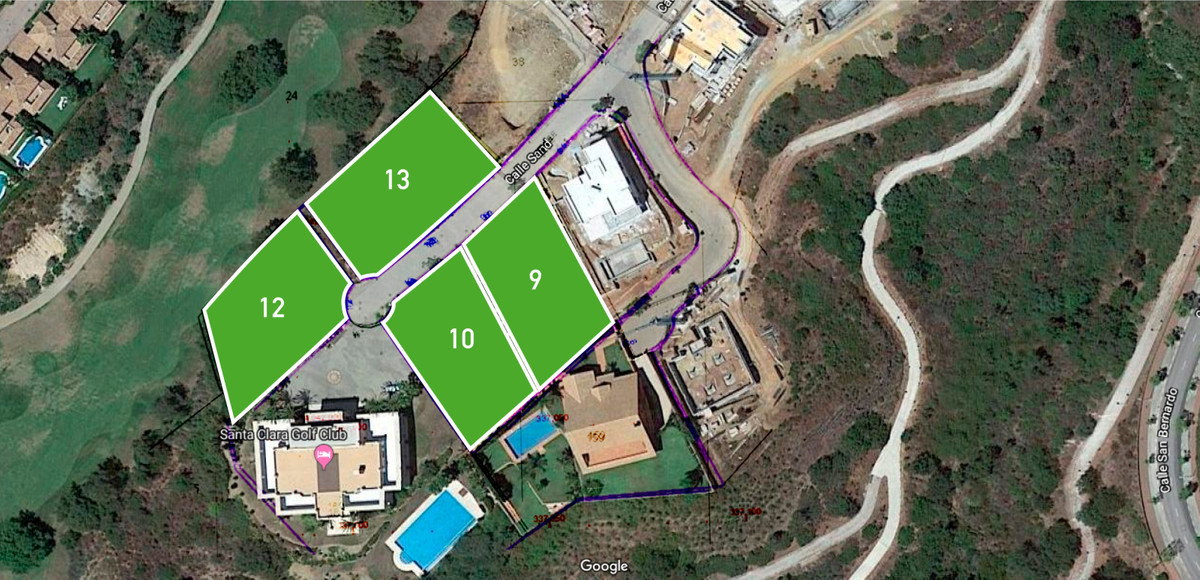 Plot/Land for sale in Santa Clara