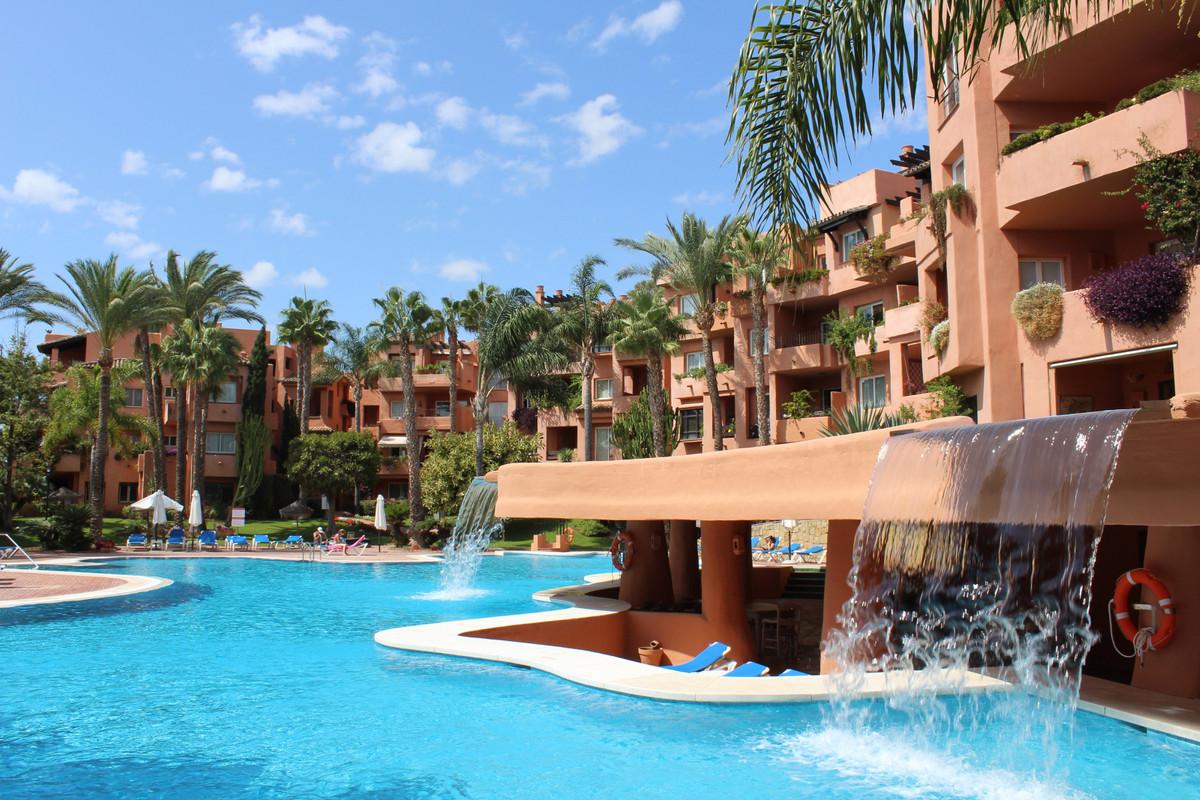 Marbella Banus Apartamento Planta Baja en Venta en The Golden Mile – R3541867