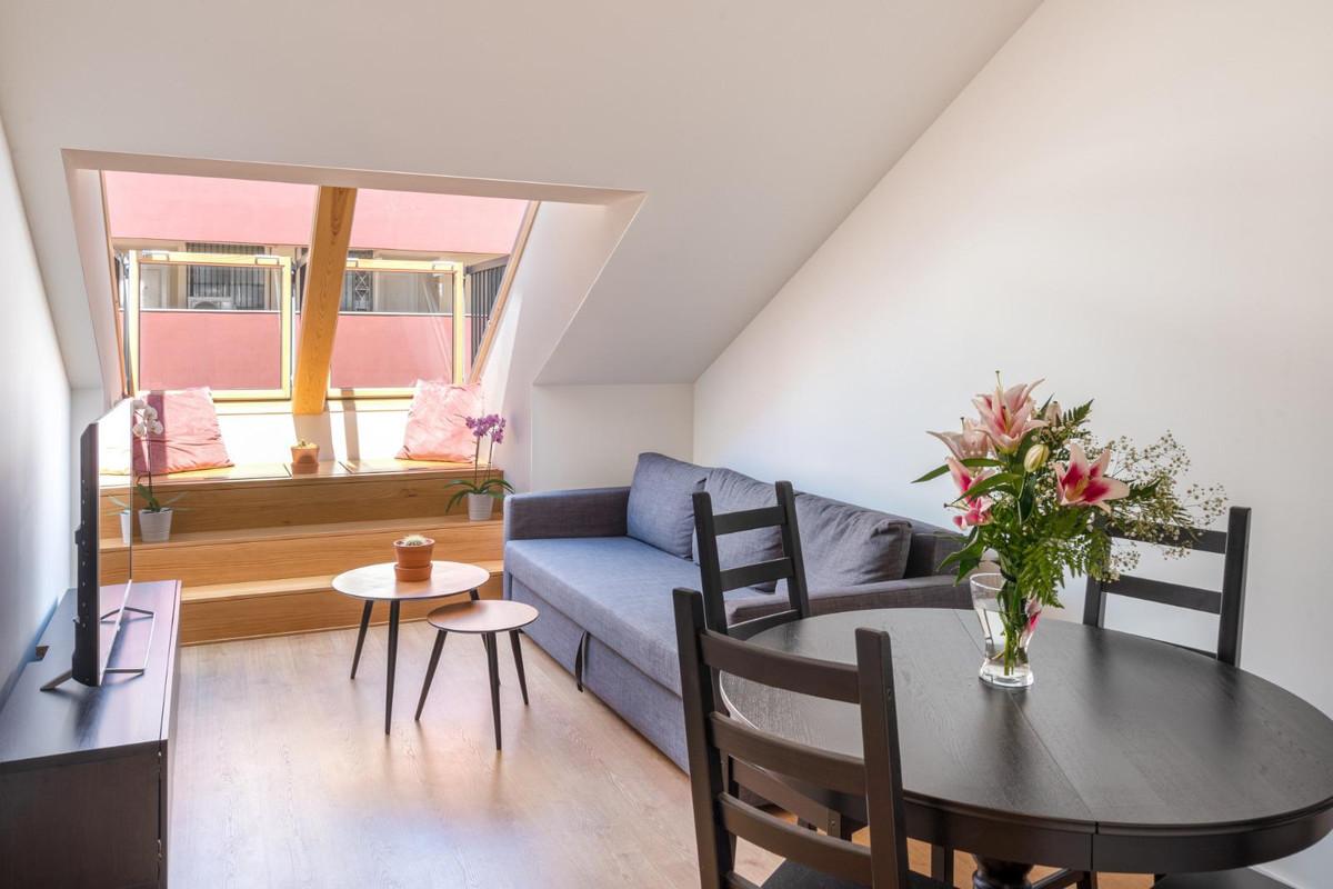 Leilighet - toppetasje Til salgs i Fuengirola R3768151