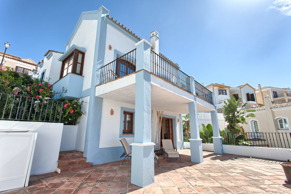 3 bedroom townhouse for sale benahavis