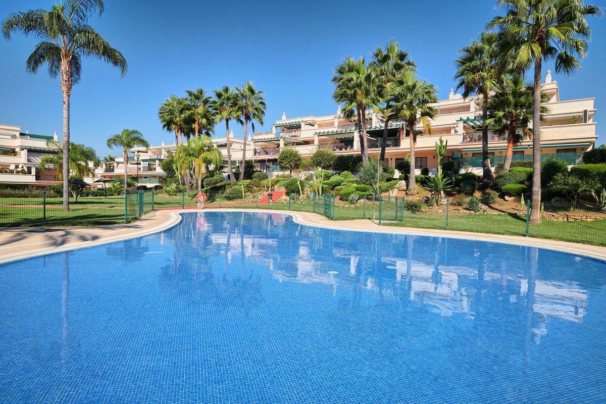 Recently renovated top floor apartment in Edificio Lorcrimar. Large terrace, south facing, views to , Spain