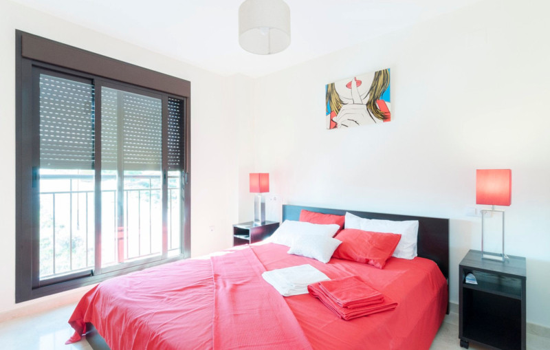 Apartment Middle Floor in La Cala de Mijas, Costa del Sol