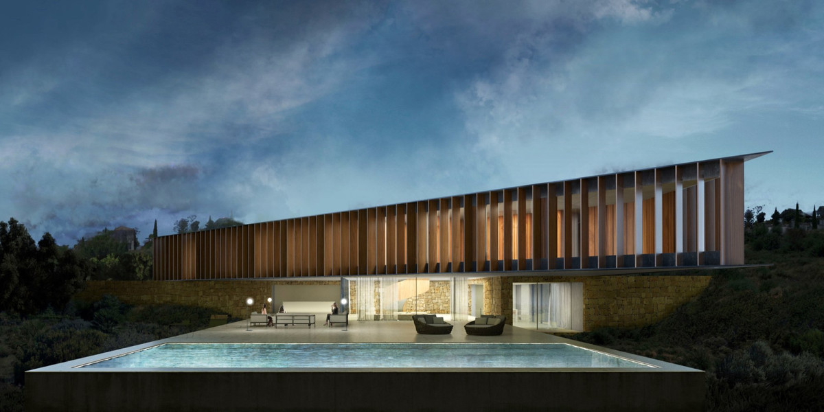 The epitome of luxury and natural living, this state-of-the-art residence offers all the comforts of, Spain