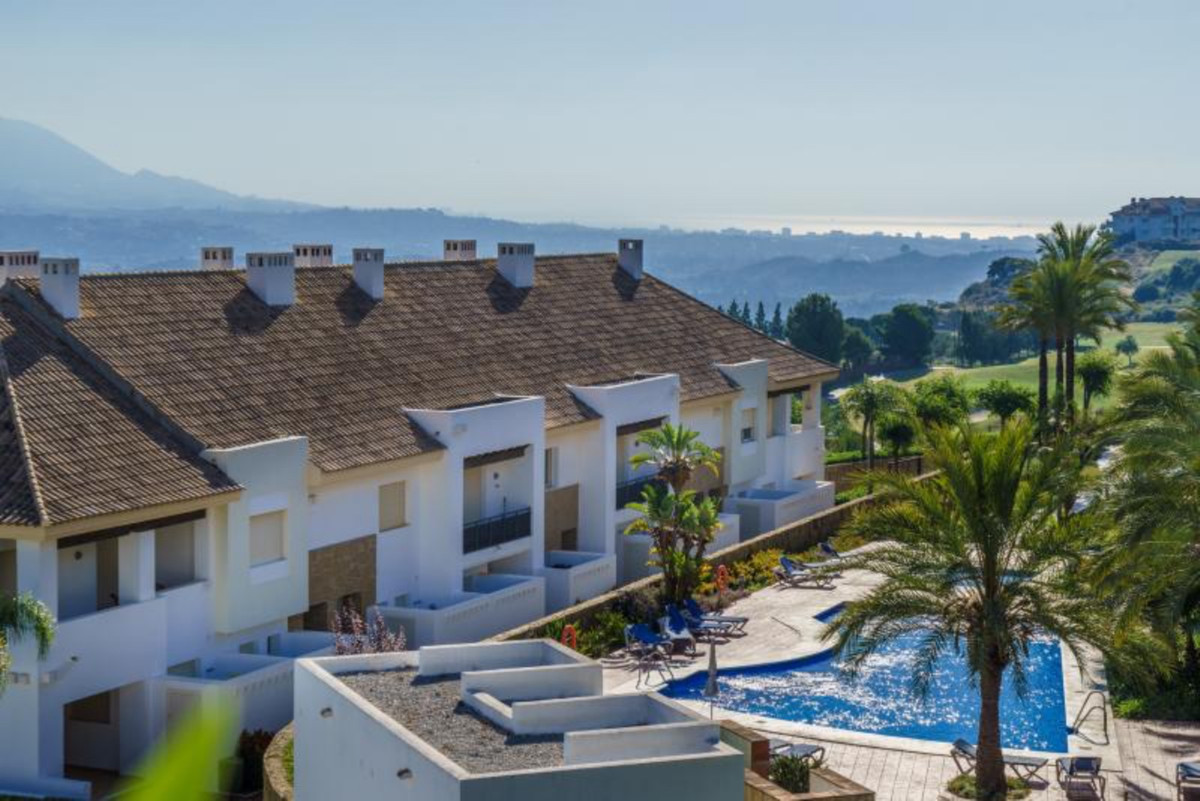 This modern townhouse is sold in the exclusive urbanization La Cala Resort.  The house has two bedro,Spain