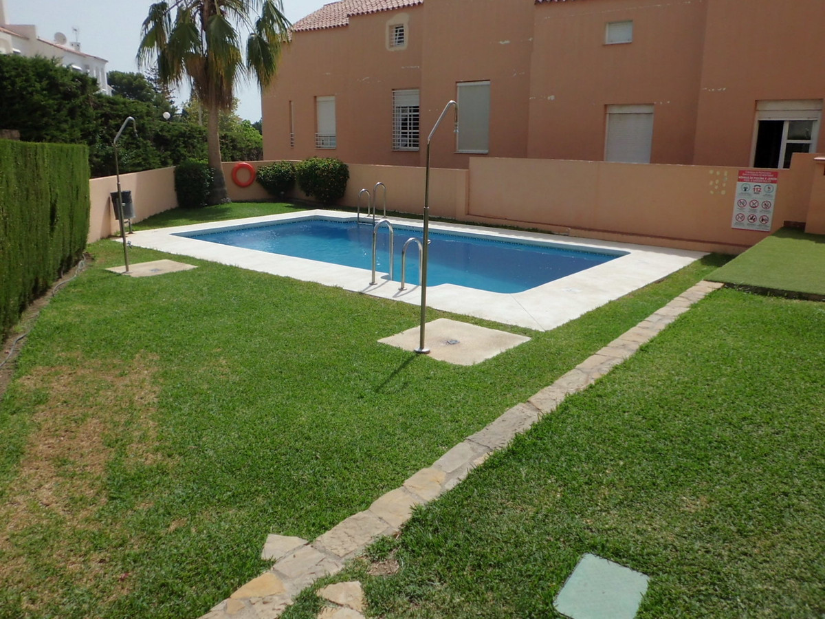 Fantastic townhouse in the area of Montemar in Torremolinos 500 meters from the beach of La Carihuel Spain