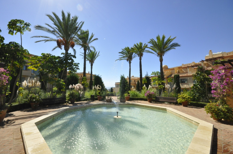 Spacious and luxurious corner-apartment for sale in Four Seasons, Los Flamingos Resort. The property, Spain