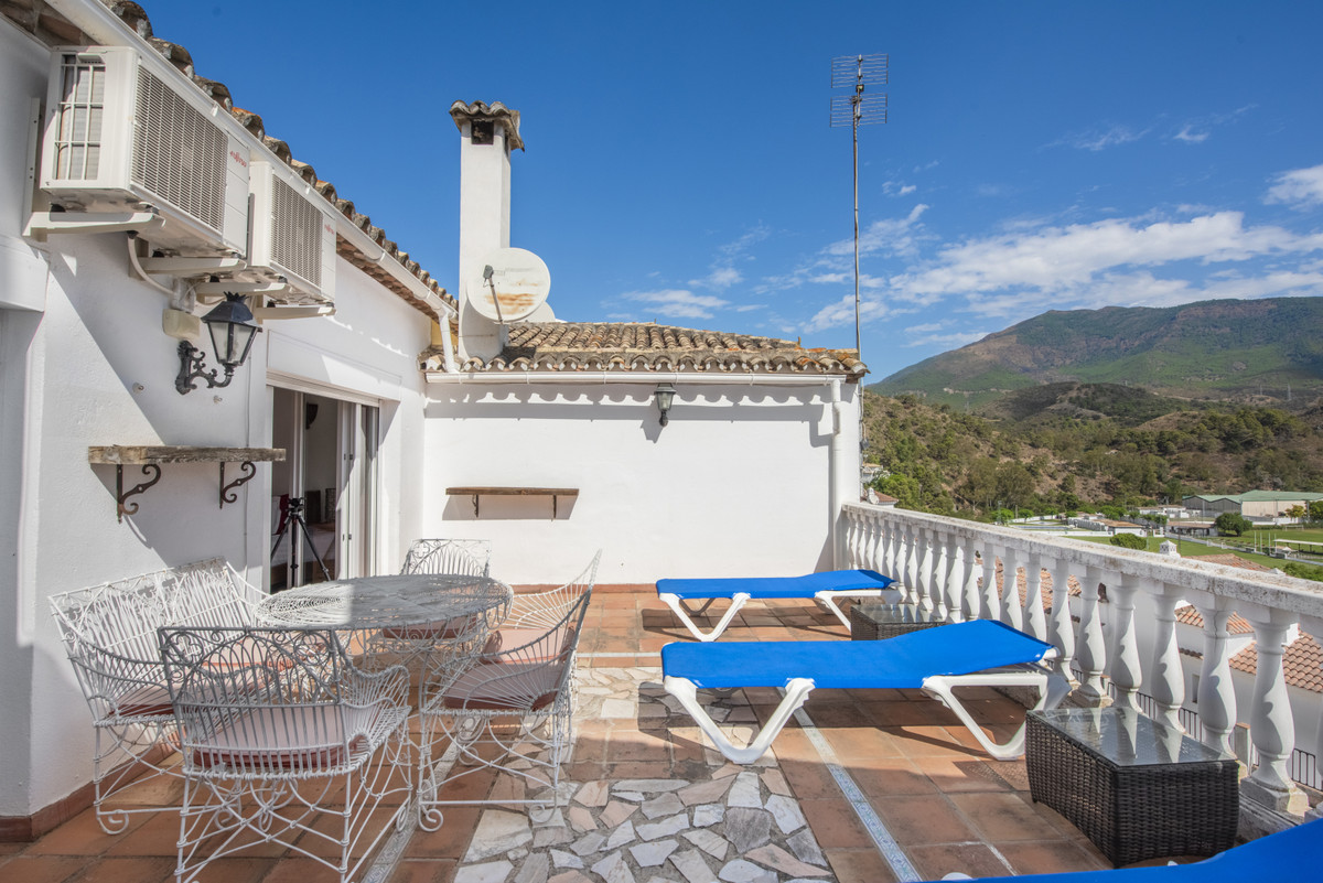 A characterful two storey village house in this most sought after white pueblo of Benahavis. If you&,Spain