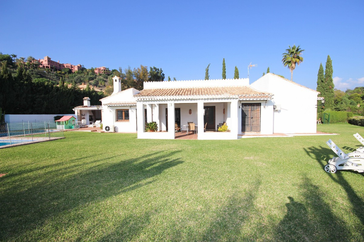 Detached Villa · Benahavís