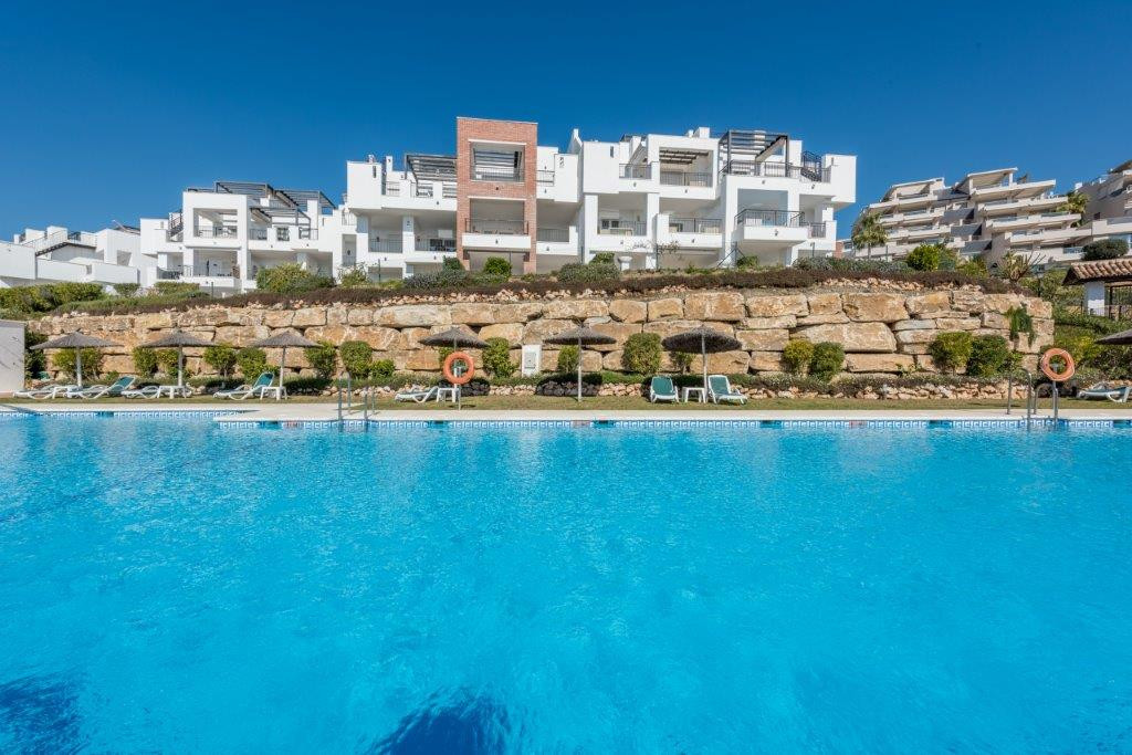 Apartment for sale in Los Arqueros, Benahavis  One of a kind southwest facing apartment which has be, Spain