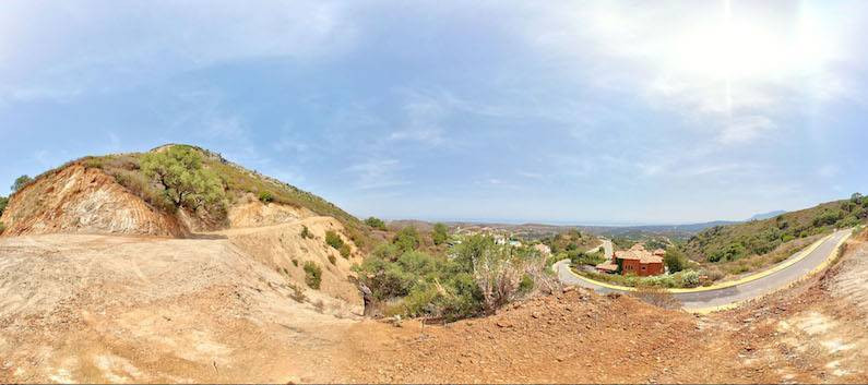 Picture of Plot For Sale in Marbella Club Golf